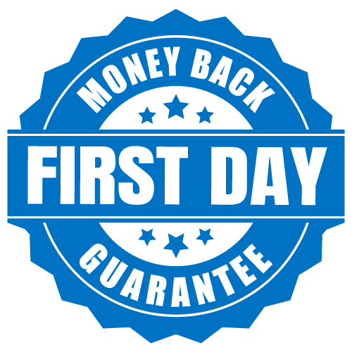 First-Day-Guarantee