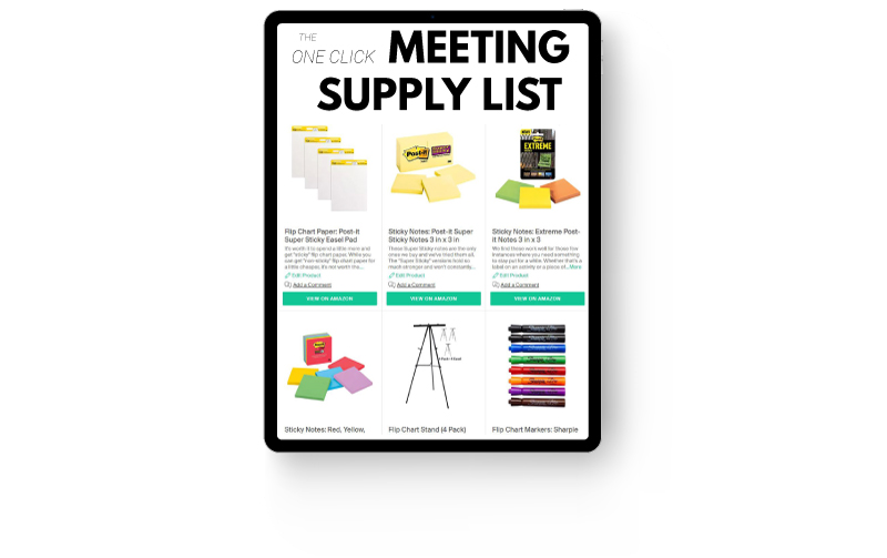 Meeting-Supply-List