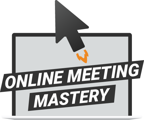 Online Meeting Mastery Logo 500